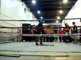 University of Michigan Boxing Vs. Eastern Michigan University - Duane Gardner