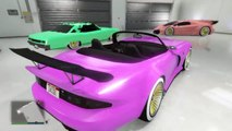 GTA 5 Modded Account Showcase that I Made for Gxstuh