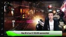 ★ $100k Day 80 -  Activision False-flagging COD Glitch Videos for Copyright Infringement!