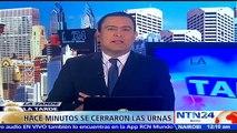 Keiko Fujimori lidera resultados presidenciales en Perú pero iría a segunda vuelta, según sondeos