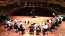 """Fullerton Trombone Choir - FANFARE pour précéder """"La Peri"""" Paul Dukas"""