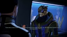 Mass Effect 2 Garrus Romance Scene