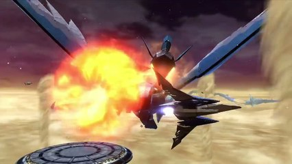 Starfox Zero : Star Fox Zero - Trailer