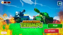 Militant Tanks Triumph [Android/IOS] Gameplay HD