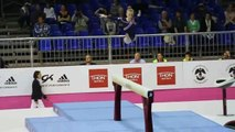 Georgina HOCKENHULL GBR, Beam Junior Qualification, European Gymnastics Championships 2012