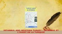 PDF  ISTANBUL AND WESTERN TURKEY  ISTANBUL ET LOUEST DE LA TURQUIE Download Full Ebook