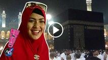 Di Mekkah Mulut Kartika 'Dikerangkeng' - Cumicam 11 April 2016