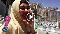 Banyak Tamparan Buat Kartika di Mekkah - Cumicam 11 April 2016