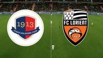 Le résumé du match SMCaen - FC Lorient