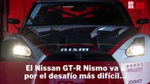 Récord Guinness: Nissan GT-R Nismo, coche drift más rápido