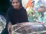 very nice Punjabi singing by old lady interesting.