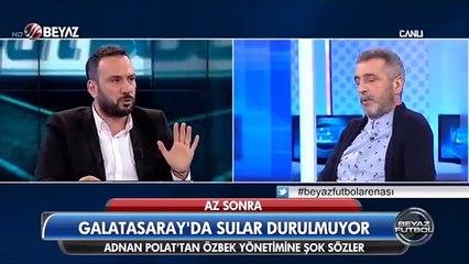 Ertem Şener : Aziz Yıldırım'ı sevmem