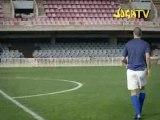 Pub 2006 Cantona NikeFootball - JogaTv c.ronaldo vs zlatan