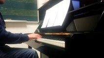 Cinema Paradiso - Main Theme - Piano