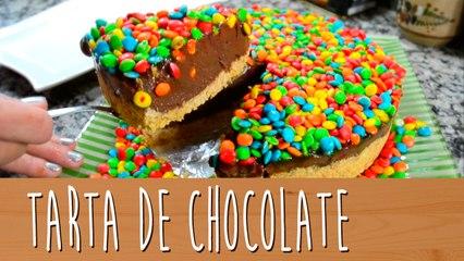 Tarta de chocolate sin horno   Comamos Casero