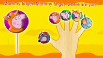 Peppa Pig Lollipop Zoo Finger Family / Nursery Rhymes / Mickey Mouse TV Lyrics