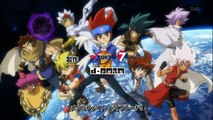 Saison 3 - Beyblade Metal Fury 4D - E 27 (129MF) - The Lion Going into the Wildernes
