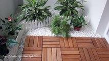 Trang Trí Ngoại Thất Sân Vườn - Trang Trí Ban Công Chung Cư - Biệt thự Splendora - Hà Nội