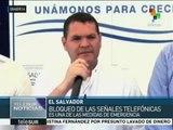 El Salvador: verifican medidas especiales de seguridad en cárceles