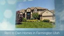 Rent to Own Homes in Farmington Utah | Owner Financed Homes in Farmington Utah