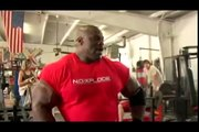 Ronnie Coleman - The King Of Bodybuilding - Chest Training For The Olympia 2007