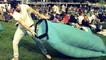Lamzac Hangout : le pouf qui se gonfle en quelques secondes