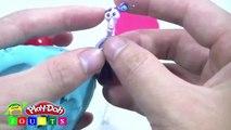 Play-Doh oeufs gentillesse surprise, surprise français minions Peppa Pig bounjour kitty jouets