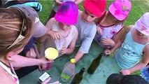 Séjour scientifique franco-allemand pour enfants