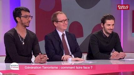Génération Terrorisme : comment faire face ? - Générations d'idées avec Gilles Kepel (10/04/2016)