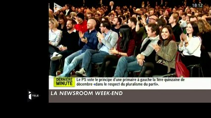 Le Zapping du 11/04 - CANAL +
