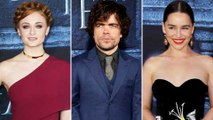Game of Thrones's Season 6 Premiere: Emilia Clarke, Peter Dinklage, Sophie Turner & More Celebs