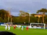 Faz scores winning penalty for sligo rovers against bohs.