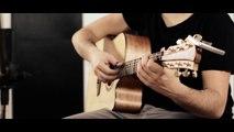 Antonello Fiamma-Beauty and The Beast (Alan Menken) - Disney Fingerstyle Tribute