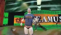 Roman Reigns+John Cena+Sheamus VS.  Alberto+Cesaro+Randy Orton+Bray Wyatt ( Full Match ) -HD-