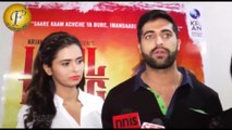 INTERVEW OF STARCAST OF MOVIE II LAAL RANG