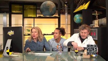 Défi : Une Pirouette sur Glace! dans l'Emission On n'est pas que des Cobayes (France5) avec Florent Amodio