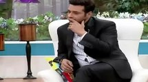 Faysal Qureshi Mimics Legendary Actor Talat Hussain