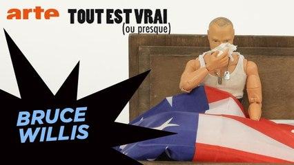 Bruce Willis - Tout est vrai (ou presque) - ARTE