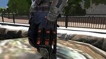 GTA IV Mods: Rocket SMG,le Feu Arme à feu,Pistolet à Eau,et un lance-Grenades
