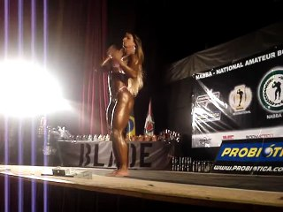 Rafaela de Col Beautiful Muscle