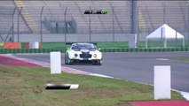 2016 Blancpain GT Sprint Series Misano Crashes And Fails