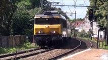 Treinen in Nederland - 19 augustus 2014