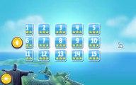 Angry Birds Rio - Mac Game Golden Egg : Golden Fruit Pineapple Banana Smugglers Den Level 2-1