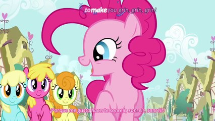 my little pony friendship is magic smile smile smile smile style karaoke hd