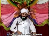 Molana Muhammad Raza SaQib Mustafai HUZOOR Ki ALLAH Se Hone Wali Kuch Batain