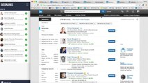 Datananas - Trouver l'email professionnel des profils Linkedin & Viadeo