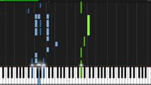 Hello & Hotline Bling - Adele & Drake [Piano Tutorial] (Synthesia)