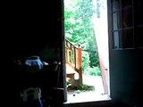Door Falls on Kid and Mail Man Breaks our Door!!!