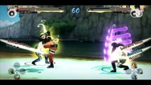 NaruHina! Naruto Uzumaki & Hinata Hyuga GAMEPLAY! ONLINE Ranked Match! Naruto Ultimate Ninja Storm 4