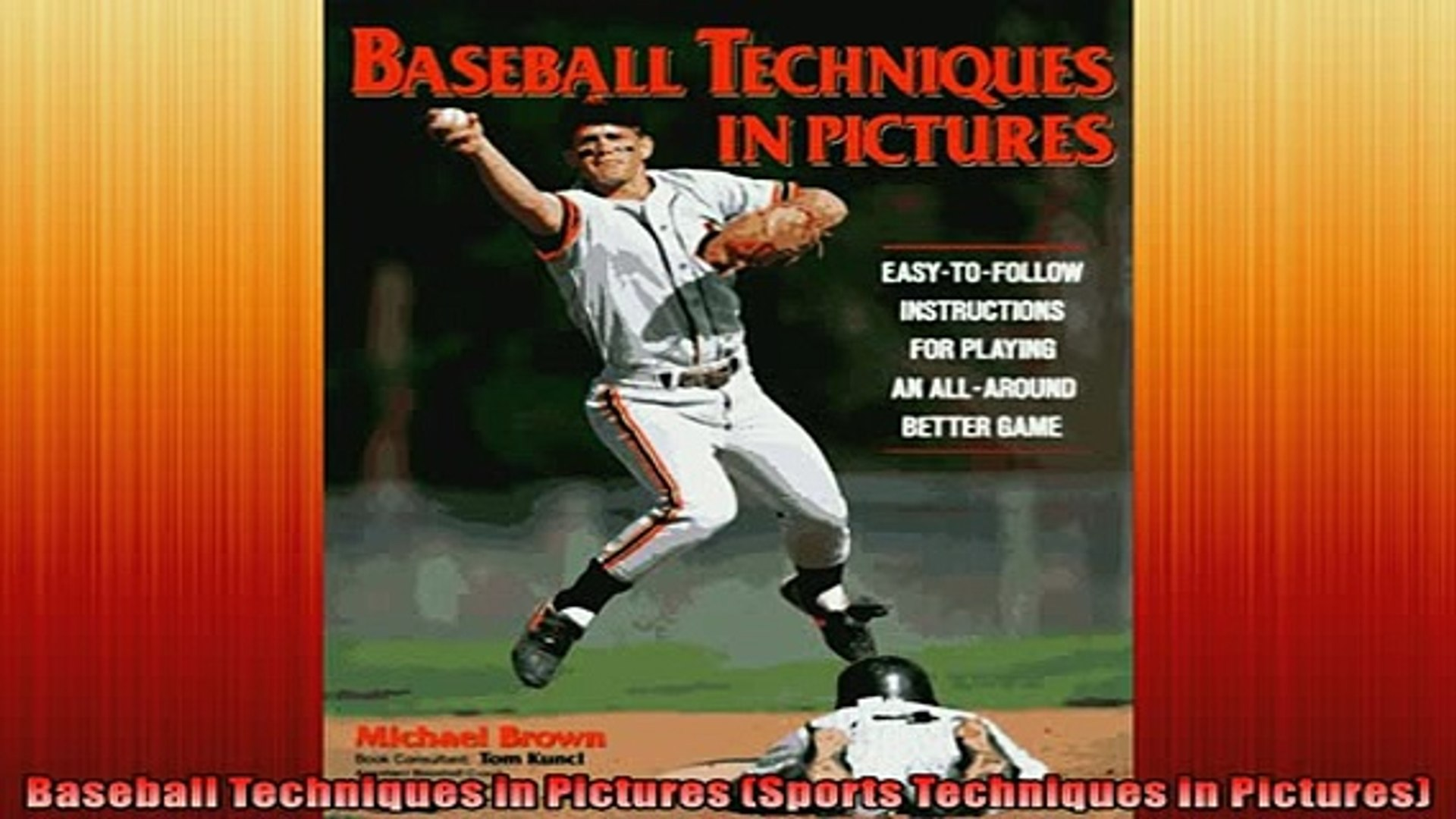 READ book  Baseball Techniques in Pictures Sports Techniques in Pictures  FREE BOOOK ONLINE